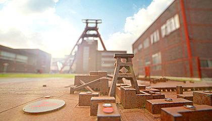 Route der Industriekultur im Ruhrgebiet