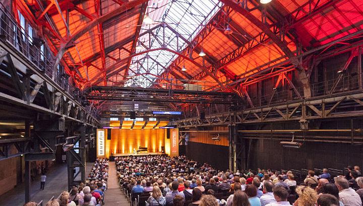 Klavier-Festival Ruhr in der Jahrhunderthalle in Bochum, © RTG / Kreklau